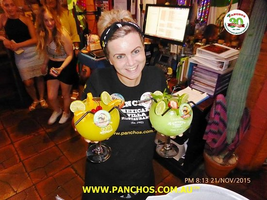 Pancho's Mexican Villa Restaurant Mt Lawley - Accommodation Daintree