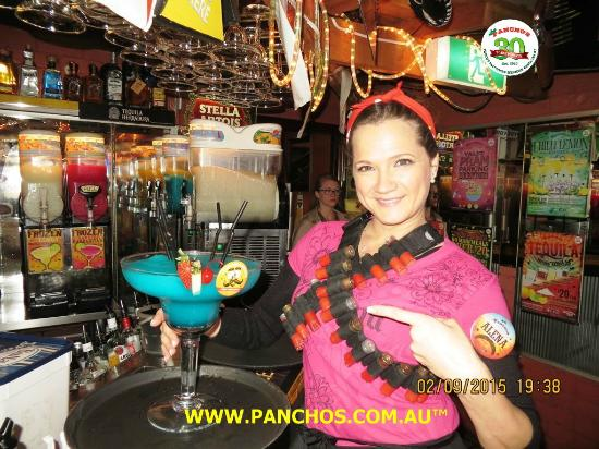 Panchos Mexican Villa Restaurant - Accommodation Daintree