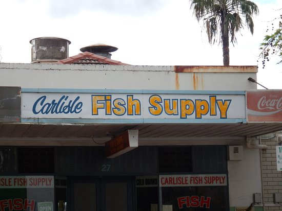 Carlisle Fish Supply - Accommodation Daintree