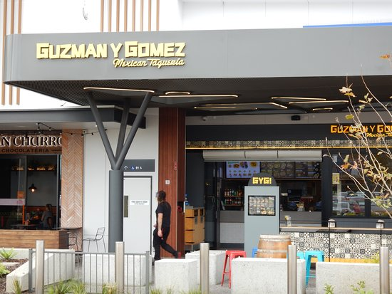 Guzman y Gomez - Belmont - Accommodation Daintree