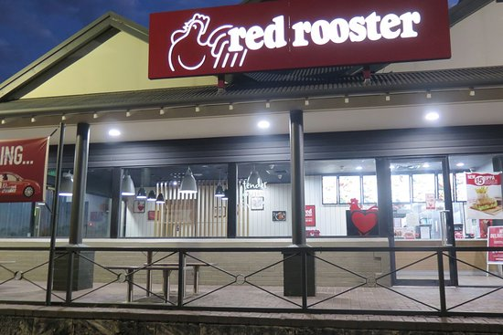 Red Rooster - Accommodation Daintree