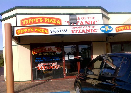Tippy's Pizza - Accommodation Daintree