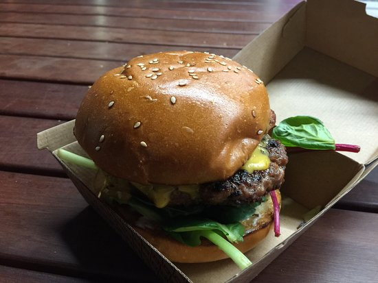V Burger Bar - Accommodation Daintree