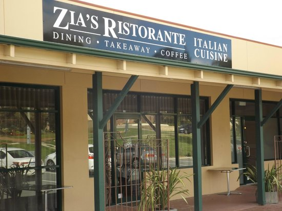 Zia's Ristorante - Accommodation Daintree