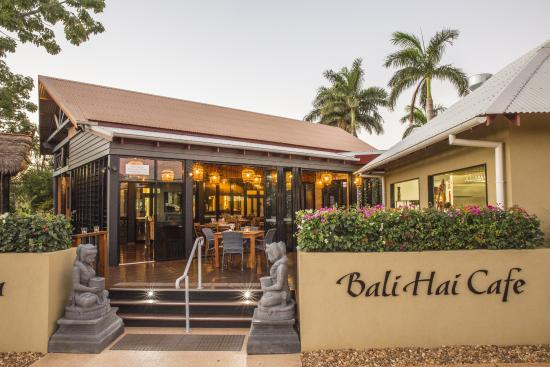 Bali Hai Cafe and Restaurant - Accommodation Daintree
