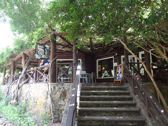 Chalet Healy Cafe - Accommodation Daintree