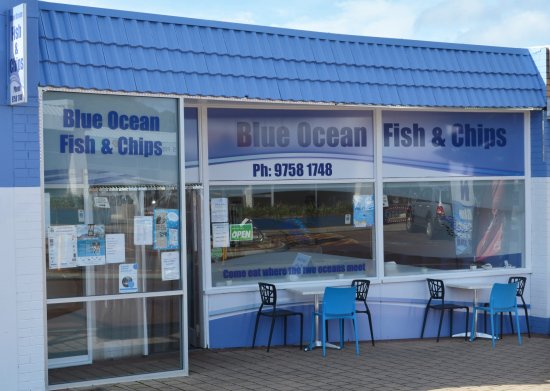 Blue Oceans Fish  Chips Augusta - Accommodation Daintree