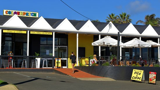 Colourpatch Fish  Chips and Cafe - Accommodation Daintree