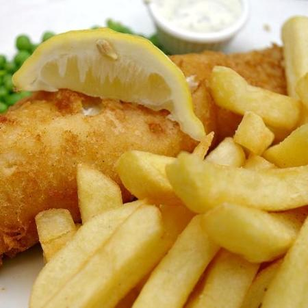 Go Fish  Chips - Accommodation Daintree