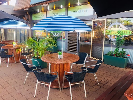 Hedland Harbour Cafe - Accommodation Daintree