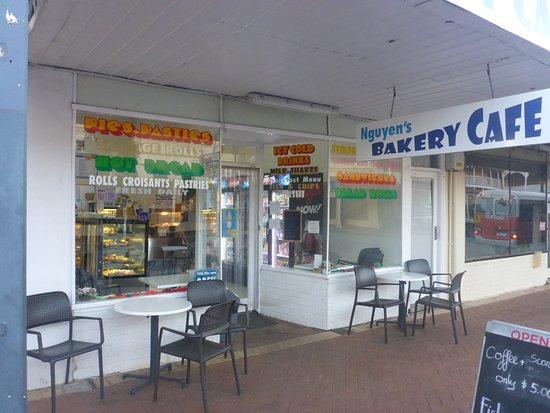 Nguyen Bakery Cafe - Accommodation Daintree