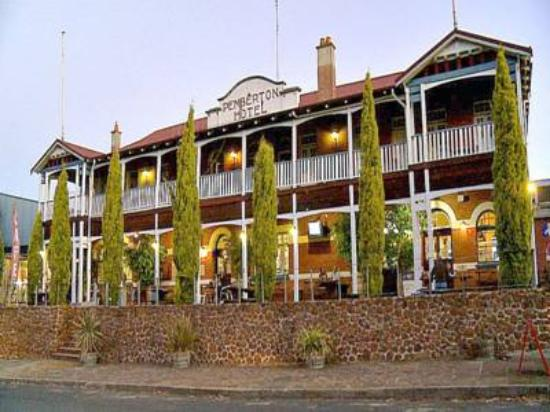 Pemberton BEST WESTERN Hotel - Accommodation Daintree
