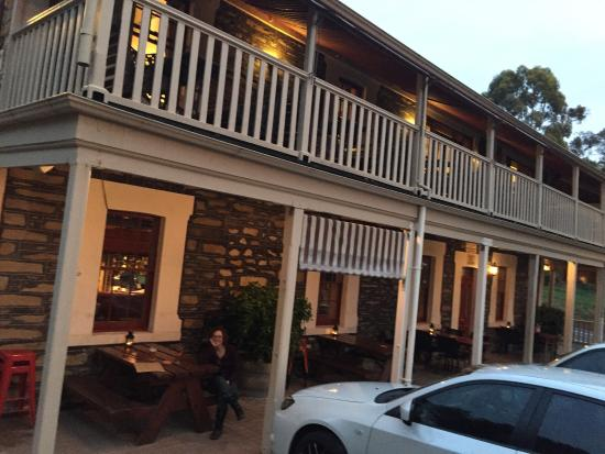 Scenic Hotel Cafe - Accommodation Daintree