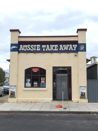 Aussie Take Away Penola - Accommodation Daintree