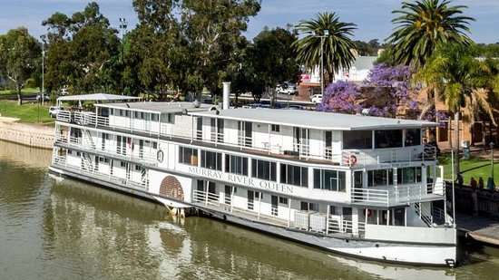 Murray River Queen - Accommodation Daintree