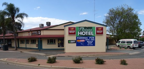 Paringa Hotel Motel - Accommodation Daintree