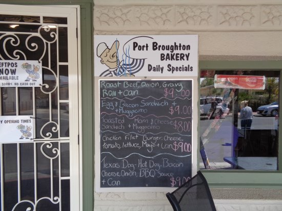 Port Broughton Bakery - Accommodation Daintree