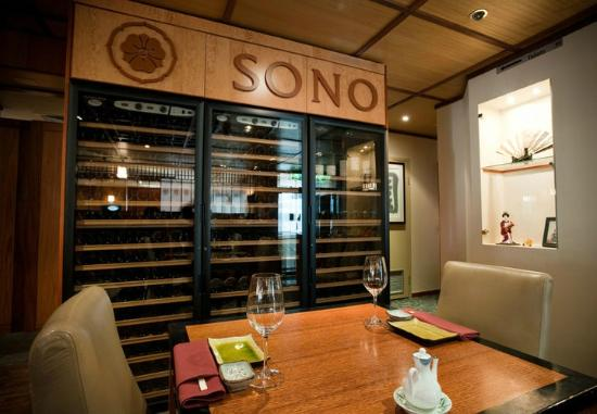 Sono Japanese Restaurant Central City - Accommodation Daintree