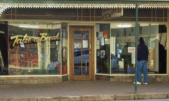 Take a Break Coffee Shop - Accommodation Daintree