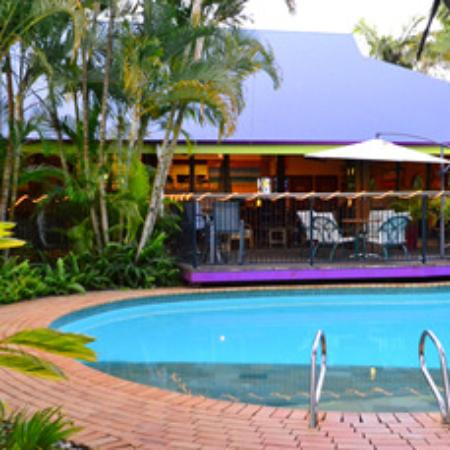 Coochie Island Beach Resort Restaurant - Accommodation Daintree