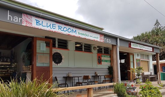 The Blue Room - Accommodation Daintree