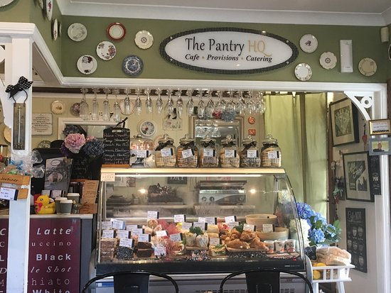 The Pantry HQ - Accommodation Daintree