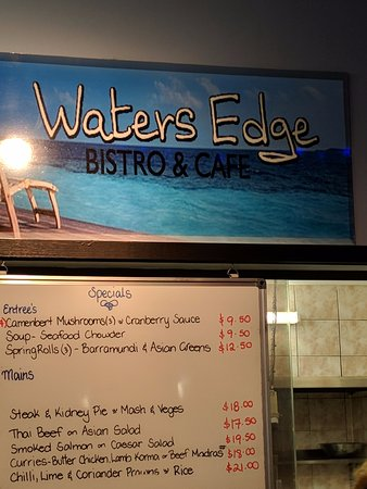 Water's Edge Bistro - Accommodation Daintree