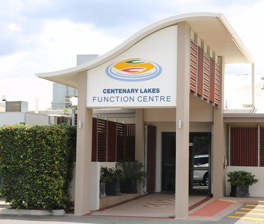 Centenary Lakes Function Centre - Accommodation Daintree