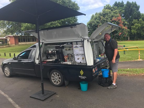 Mister Barista Mobile Coffee - Accommodation Daintree