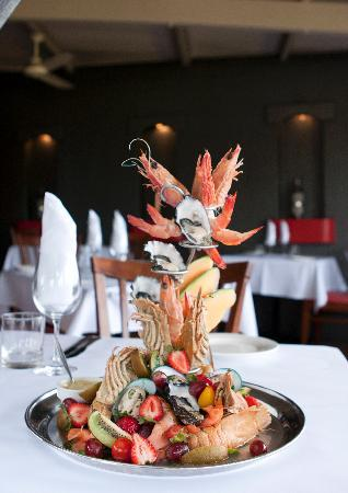 The Terrace Seafood Restaurant - Accommodation Daintree