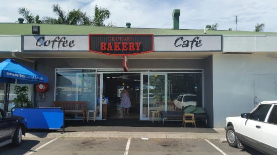 Tramcars Bakery Cafe - Accommodation Daintree