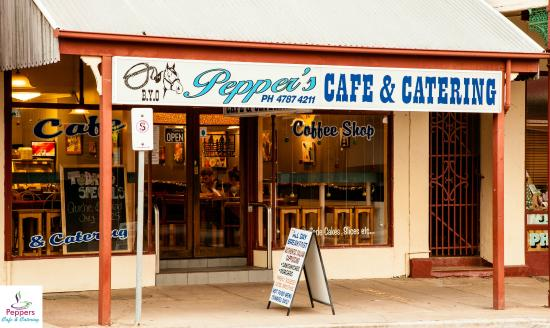 Peppers Cafe  Catering - Accommodation Daintree