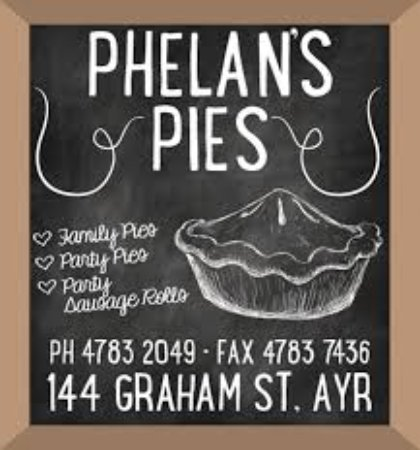 Phelan's Pies - Accommodation Daintree