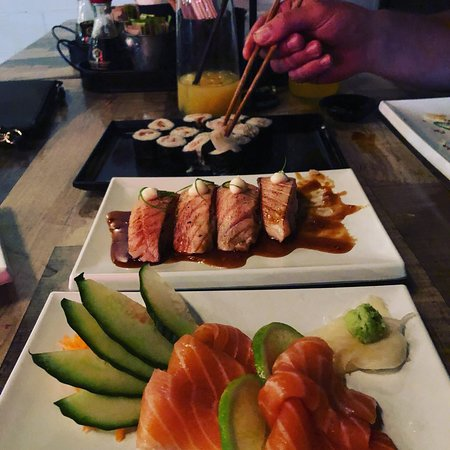 Ginja Ninja Sushi Cafe - Accommodation Daintree
