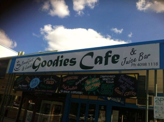 Goodies Cafe - Accommodation Daintree