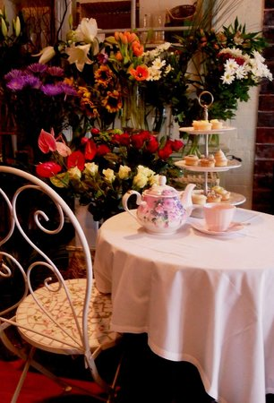 Laidley Florist and Tea Room - Accommodation Daintree
