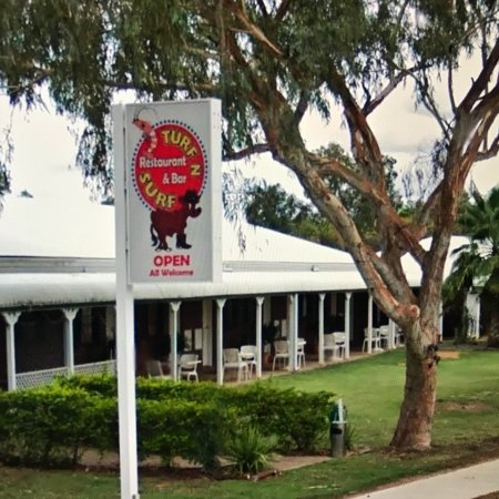 TURF N SURF Barcaldine Restaurant - Accommodation Daintree