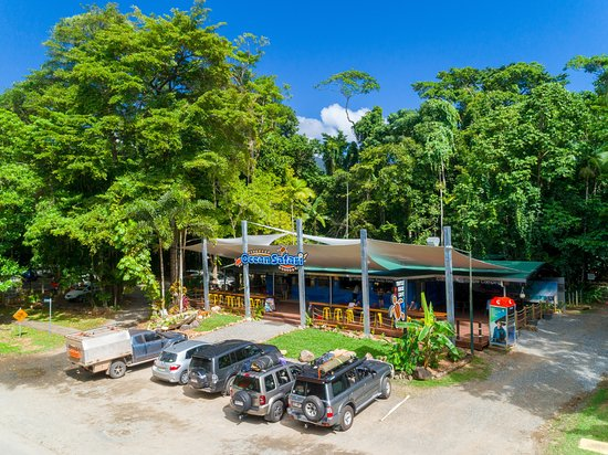 Turtle Rock Cafe - Accommodation Daintree