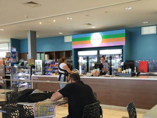 Whitsunday Coast Airport Cafe - Accommodation Daintree