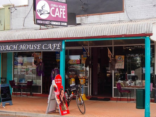 Coach House Cafe - Accommodation Daintree
