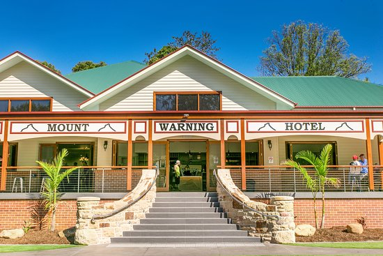 Mount Warning Hotel - Accommodation Daintree
