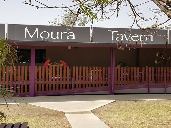 Moura Tavern - Accommodation Daintree