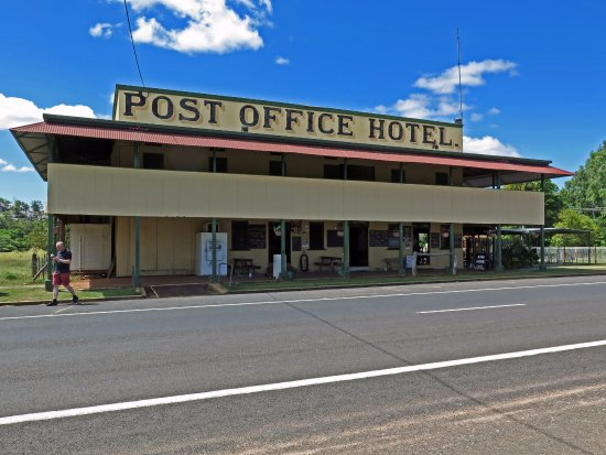 Post Office Hotel - Accommodation Daintree
