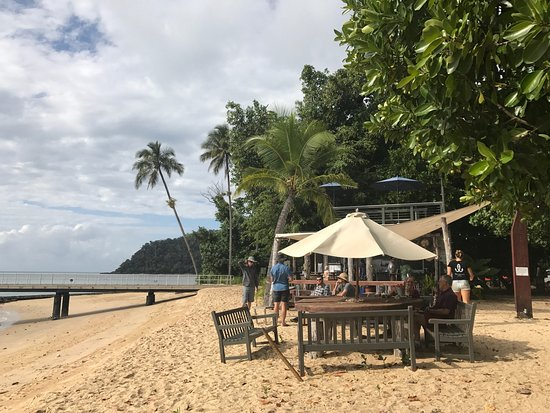 Sunset Bar Dunk Island - Accommodation Daintree