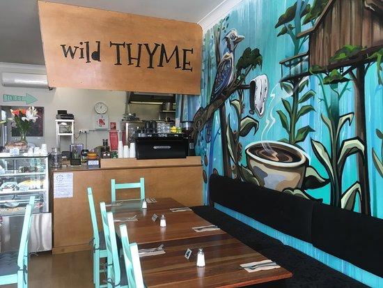 Wild THYME Dining - Accommodation Daintree