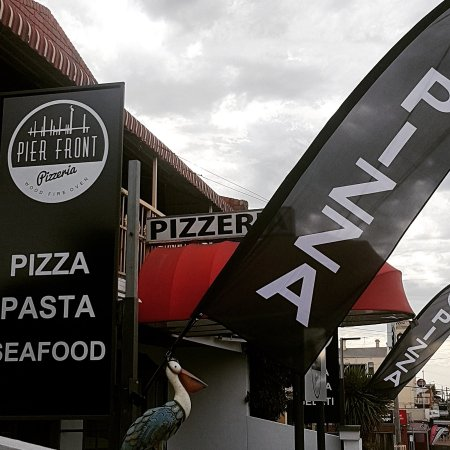 Pier Front Pizzeria - Accommodation Daintree