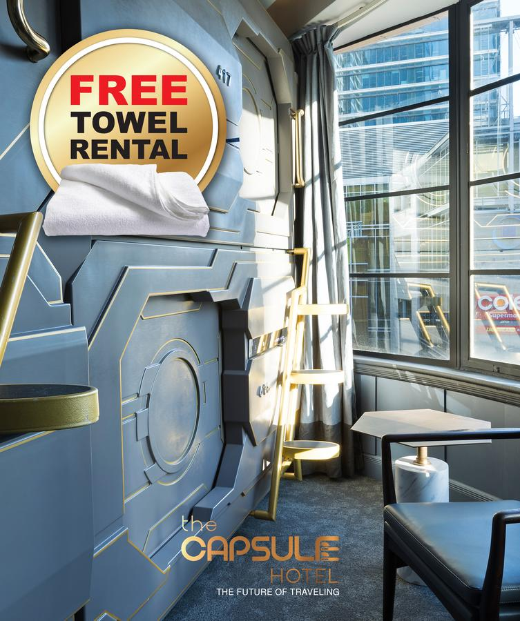 The Capsule Hotel - Accommodation Daintree