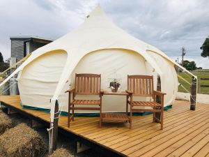 Bukirk Glamping - Accommodation Daintree