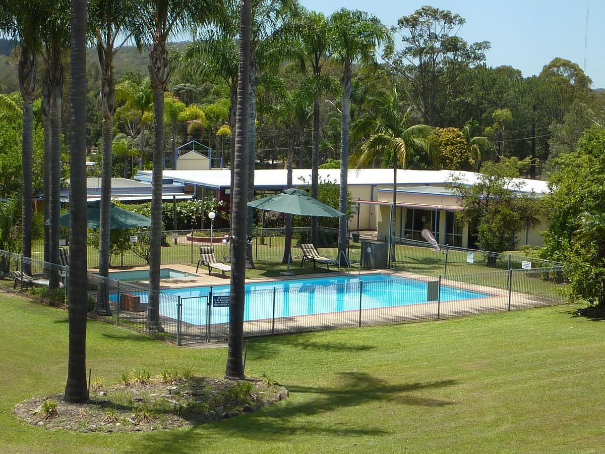 Kempsey Rose Motor Inn - Accommodation Daintree