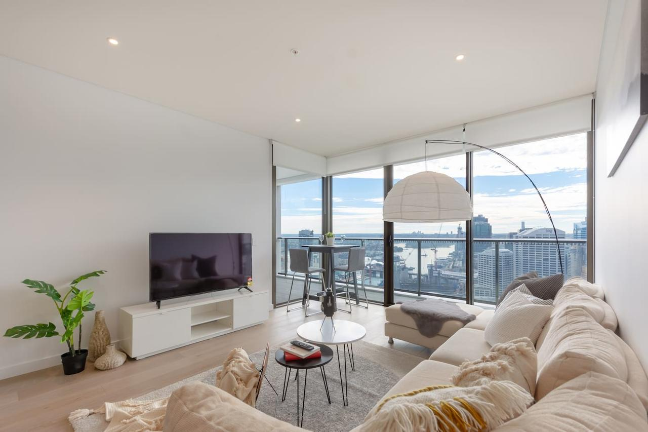 High Rise apt in Heart of Sydney wt Harbour View - Accommodation Daintree